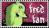 Fred Fredburger Stamp by Lugia007
