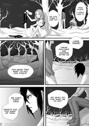Pursuit of the truth - part 2 - page 03 by Kotik-Stells