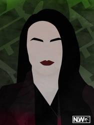 Lena Luthor by nlwart
