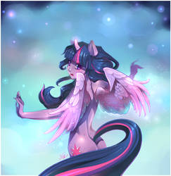 Princess Twilight Sparkle by liea