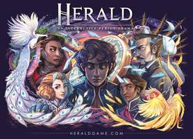 HERALD: Broken Compass by liea