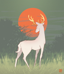 Spirit Of The Woods by liea