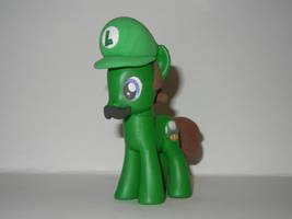 Luigi by SilverBand7
