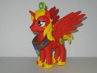 Princess Big Mac by SilverBand7