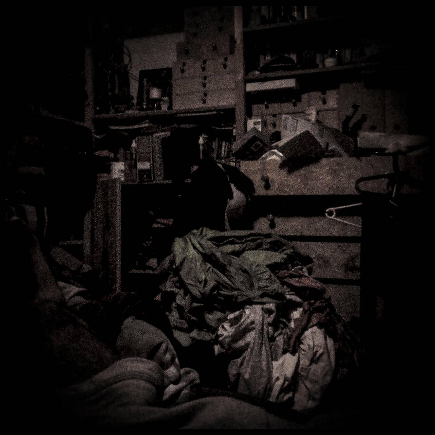 Dark Room 1 by JOEMILIEN