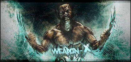 Wolverine (weapon x) by r4nd0mh3r02k