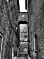 Knifemaker Alley by Fabiuss