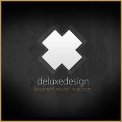 deluxedesign Logo by sCreamdeluxe