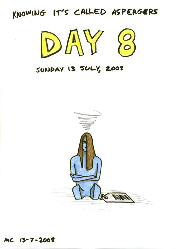 KICA Day 8: Negative Symptom by TheColclough