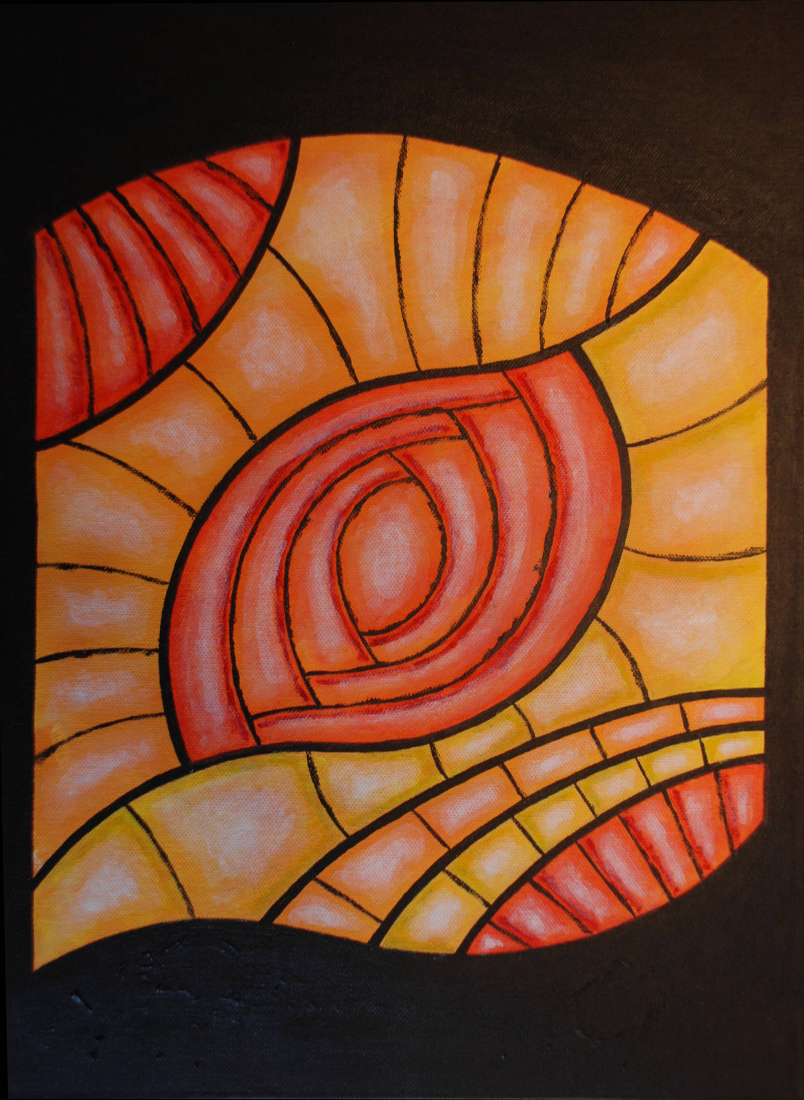 Stained Glass II by TheColclough