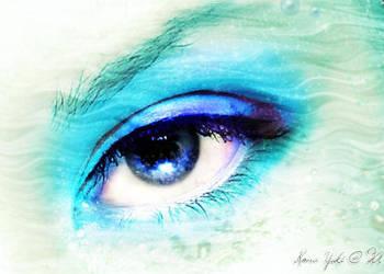 Icy Aqua by Kona-Yuki