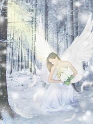 Snow Angel by Kona-Yuki