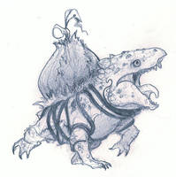 Bulbasaur by MetalReaper