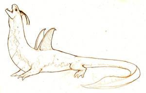 Dragonite. by MetalReaper