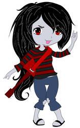 Marceline, the Vampire Queen by Icinoddness13Izuna