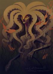 Morgana by TheElvishDevil