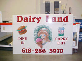 Dairy Land by clarence-mcgraw