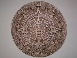 Aztec Calendar by StewartSteve