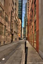 Downtown Street San Francisco by StewartSteve