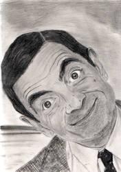 Mr Bean by esayelemay