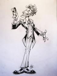 Day 1: The Joker by mateusboga