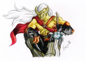 Soul Reaver Kain by Sersiso