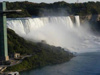 Niagara Falls by dragonmaster1950