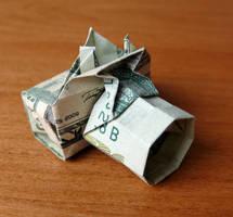 20 Dollar Bill Camera by craigfoldsfives