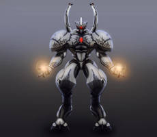 Ark Knight MK II by Avitus12