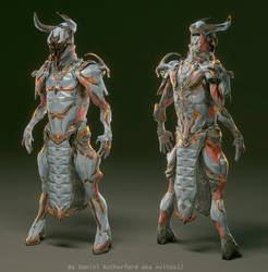 Oberon spectre wip 2 by Avitus12