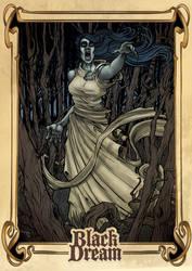 Black Dream III by phrenan