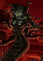 Medusa 2010 - detail by phrenan