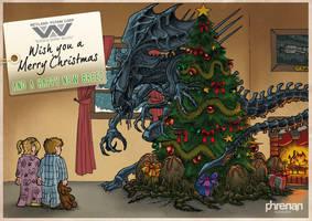 Christmas Morning Surprise by phrenan