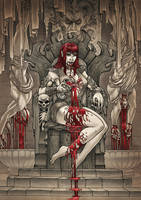 For The Blood is the Life by phrenan