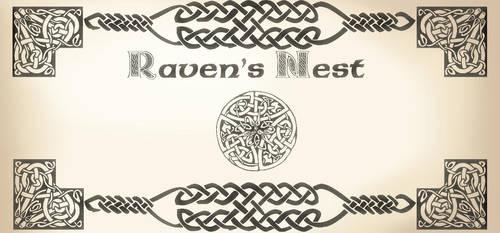 Raven's Nest Backgrounds by tehbrae