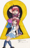 KH: Keys to My Heart by Naka-ko