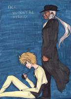 HGJ: Daisuke's Melancholy by Naka-ko