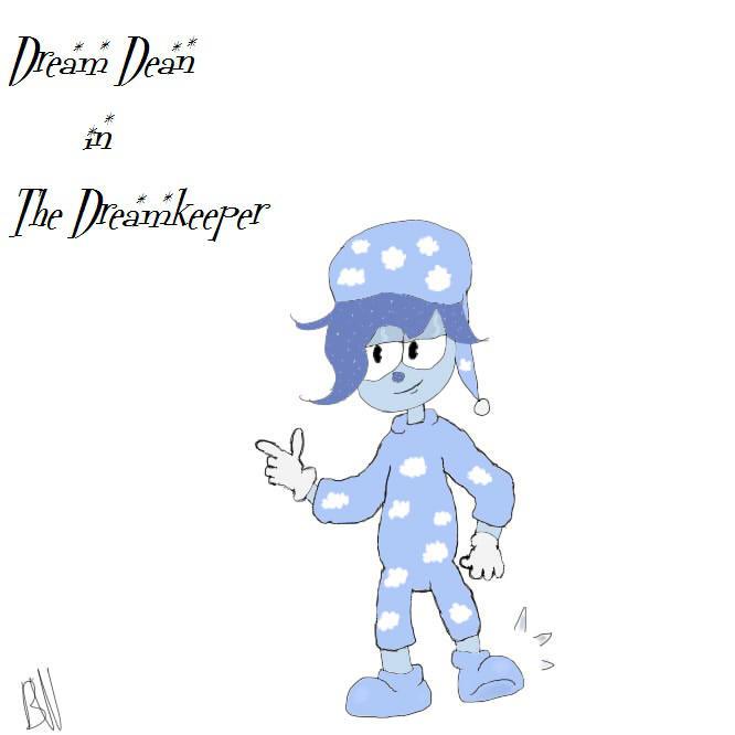 Dream Dean by BaileysWorld