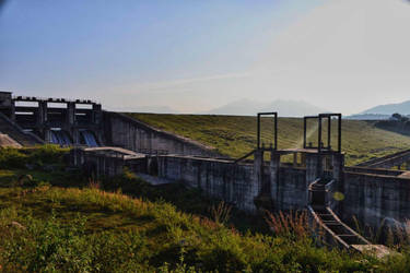 Dams by harikul