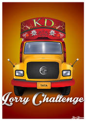 Lorry by harikul