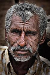 ..::portrait of a fisherman::.. by SergejE