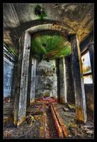 Abandoned reservoir by SergejE