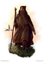 Radagast the Brown by rubengramos