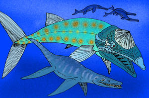 Leedsichthys problematicus by avancna