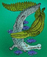 Sarcosuchus imperator by avancna