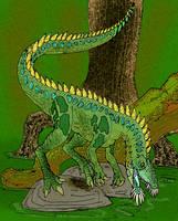 Masiakasaurus knopfleri by avancna