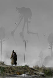 Fog by RomanDubina