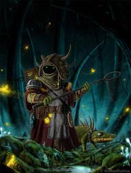 The Fairy Hunter by RomanDubina
