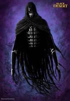 Black Spirit (Black Desert Online) by RomanDubina