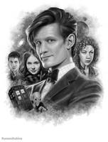 Doctor Who (11th Doctor) by RomanDubina